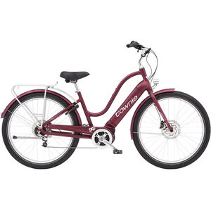 "Electra Townie Path Go! 5i 27,5"" Damen matte rosewood matte rosewood"