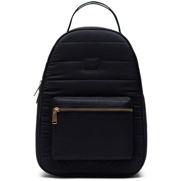 Herschel Nova Small Backpack 14l black quilted
