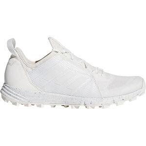 adidas TERREX Agravic Speed Shoes Damen non-dyed/ftwr white/chalk white non-dyed/ftwr white/chalk white