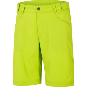 Ziener Cottas X-Function Shorts Men lime green bei fahrrad.de Online