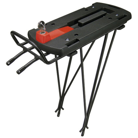 KlickFix Gepäckträgeradapter schwarz bei fahrrad.de Online