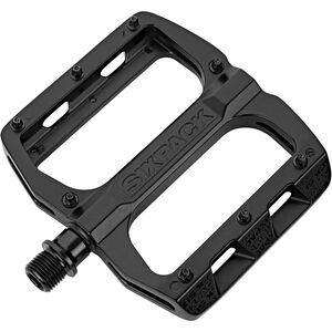 Sixpack Menace Pedals stealth-black stealth-black