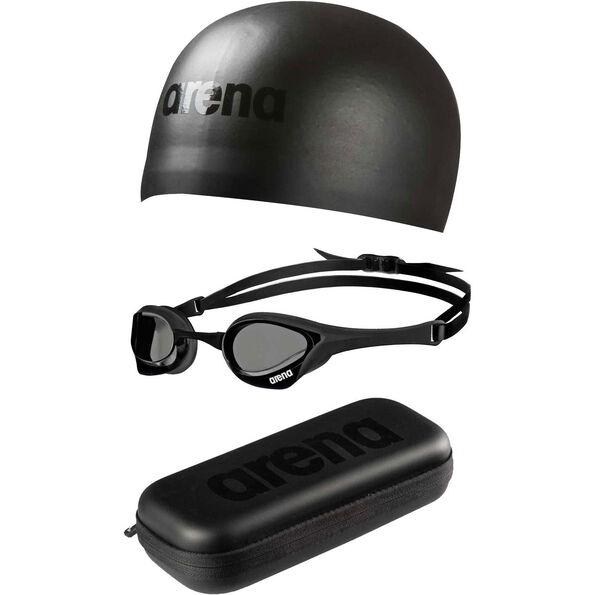 arena Triple Black Racing Kit