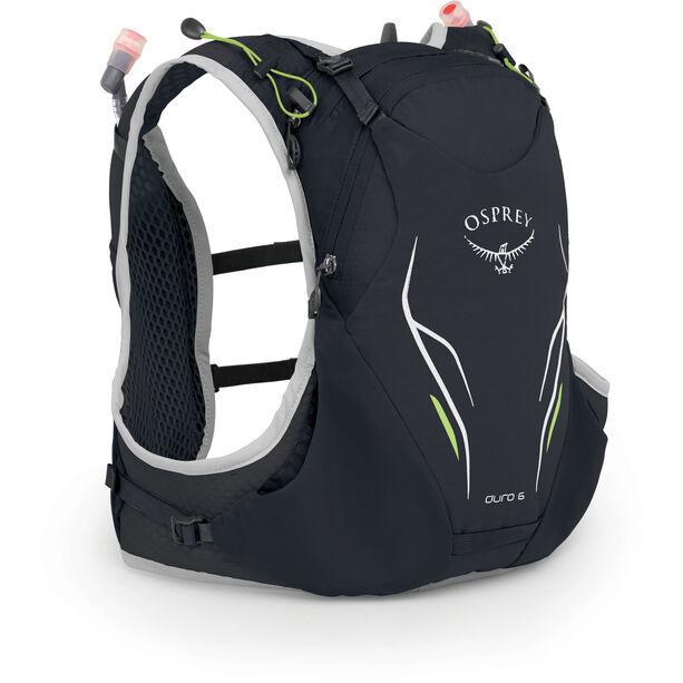 Osprey Duro 6 Hydration Backpack Herren alpine black