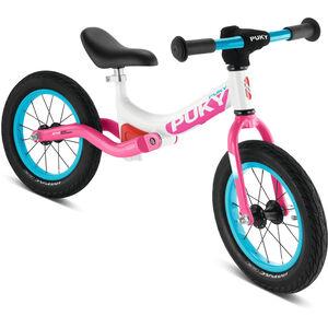 Puky LR Ride Laufrad weiß/pink bei fahrrad.de Online