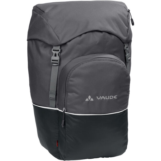 VAUDE Road Master Back Pannier black