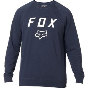 Fox Legacy Crew Neck Fleece Pullover Herren midnight midnight