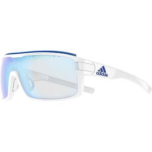 adidas Zonyk Pro Glasses L white shiny/vario blue white shiny/vario blue