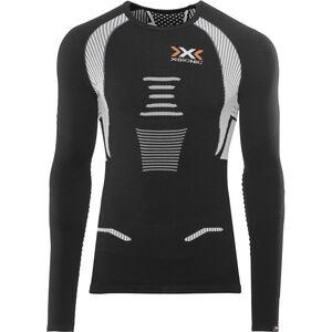 X-Bionic The Trick OW LS Shirt Men Black/White bei fahrrad.de Online