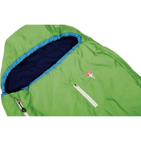 Grüezi-Bag Biopod Woll World Traveller Sleeping Bag Kids