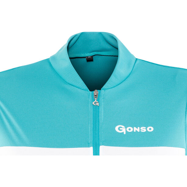 Gonso Rosa Shirt Damen blue moon