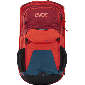 EVOC Stage Backpack 12 L petrol/red/ruby petrol/red/ruby