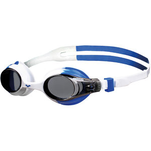 arena X-Lite Goggles Kinder blue white-smoke blue white-smoke