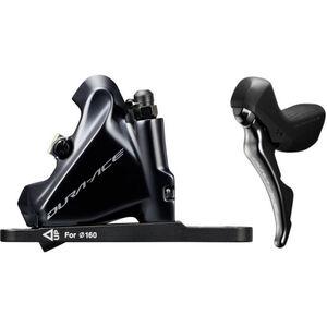 Shimano Dura-Ace Di2 ST-R9180/BR-R9170 Scheibenbremse VR Flat-Mount schwarz schwarz