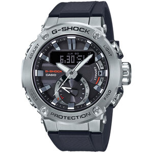 CASIO G-SHOCK G-Steel GST-B200-1AER Watch Men silver/black silver/black