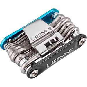 Lezyne Rap-20 Multifunktionswerkzeug blau/schwarz blau/schwarz