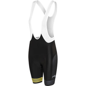 guilty 76 racing Velo Club Pro Race Bib Shorts Damen black black
