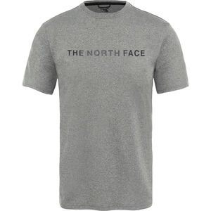 The North Face Train N Logo SS Tee Herren tnf medium grey heather tnf medium grey heather