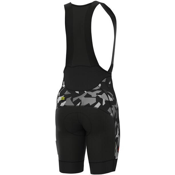 Alé Cycling Graphics PRR Glass Bib Shorts Herren black-grey