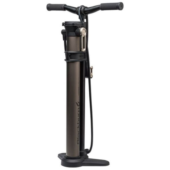 Blackburn Chamber Tubeless Floor Pump braun/schwarz