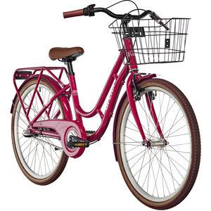 """Ortler Copenhagen 24"""" red bei fahrrad.de Online"""