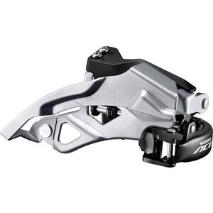 Shimano Acera Trekking FD-T3000 Umwerfer 3x9-fach Top Swing 66-69° bei fahrrad.de Online