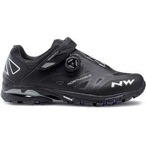 Northwave Spider Plus 2 Shoes Herren black black