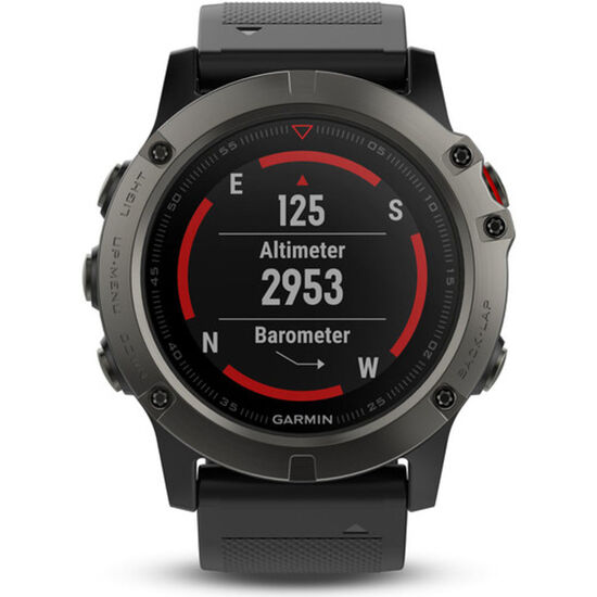 Garmin fenix 5X Saphir GPS Multisportuhr bei fahrrad.de Online