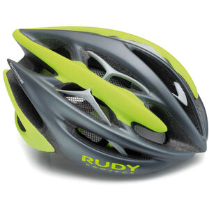 Rudy Project Sterling + Helmet titanium - lime fluo matte titanium - lime fluo matte