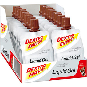 Dextro Energy Liquid Gel Box 18x60ml Cola