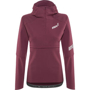 inov-8 Softshell HZ Jacket Damen purple purple