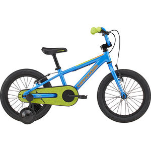"""Cannondale Trail Freewheel 16"""" Jungs electric blue electric blue"""