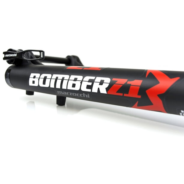 "Marzocchi Bomber Z1 Grip Sweep T Federgabel 27,5"" 170mm 15QRx110 Boost 44mm blk"