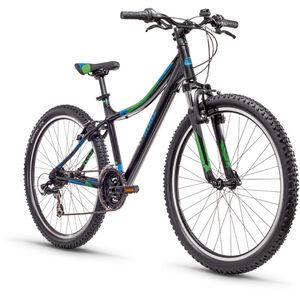 s'cool troX cross 26 21-S Black/Blue/Green Matt bei fahrrad.de Online