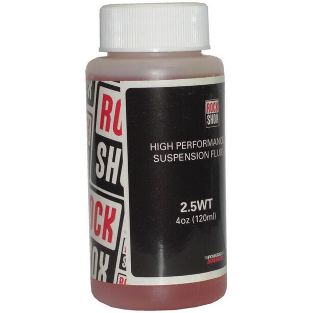 RockShox 2,5wt Suspension Oil 120ml