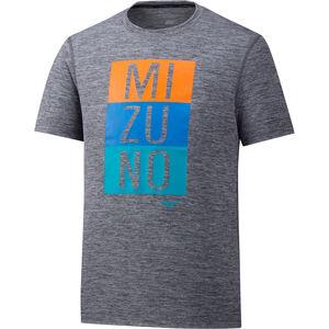 Mizuno Impulse Core Tee Herren magnet magnet