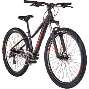 "ORBEA MX XS ENT 50 27,5"" Kinder black-bright red black-bright red"