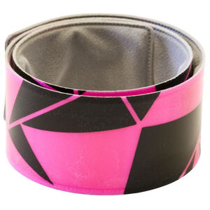 Wowow Urban Snap Wrap Arm/Beinband 40x3cm pink pink