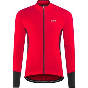 GORE WEAR C5 Thermo Jersey Herren red/black red/black
