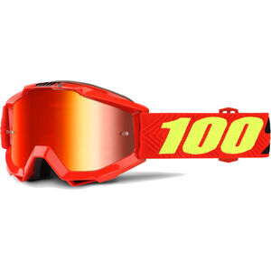 100% Accuri Anti Fog Mirror Goggles Jugend saarinen saarinen