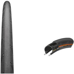 Continental Ultra Sport II Performance 23-622, Draht schwarz/orange bei fahrrad.de Online