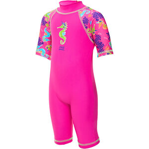 Zoggs Sea Unicorn Sun Protection Suit Mädchen pink pink
