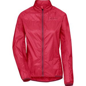 VAUDE Air III Jacket Women strawberry