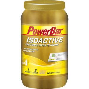 PowerBar Isoactive Isotonic Sports Drink Dose 1320g Zitrone