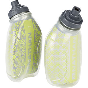 Nathan Fire & Ice Flask 235ml 2 Pack Lime Punch bei fahrrad.de Online