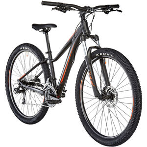 """ORBEA MX XS ENT 60 27,5"""" Kinder black-bright red black-bright red"""