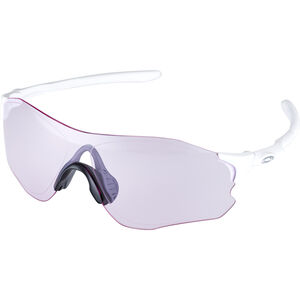 Oakley EVZero Path Sunglasses polished white/prizm low light polished white/prizm low light
