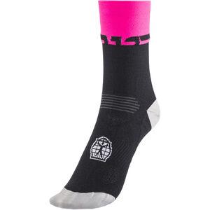 Bioracer Summer Socks black-pink black-pink