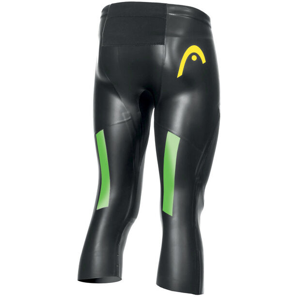 Head Swimrun Race 6.2.1 3/4 Pants Neoprene black/brasil