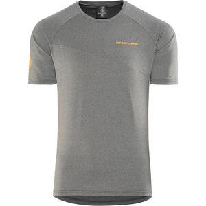 Endura SingleTrack Lite Short Sleeve Jersey Men grey bei fahrrad.de Online